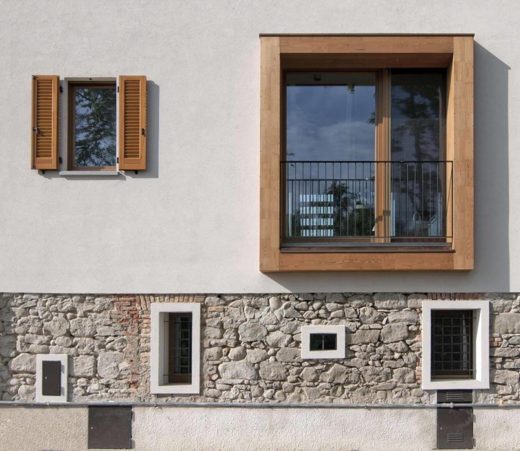 Facciata Intonaco | ArchiStudio502