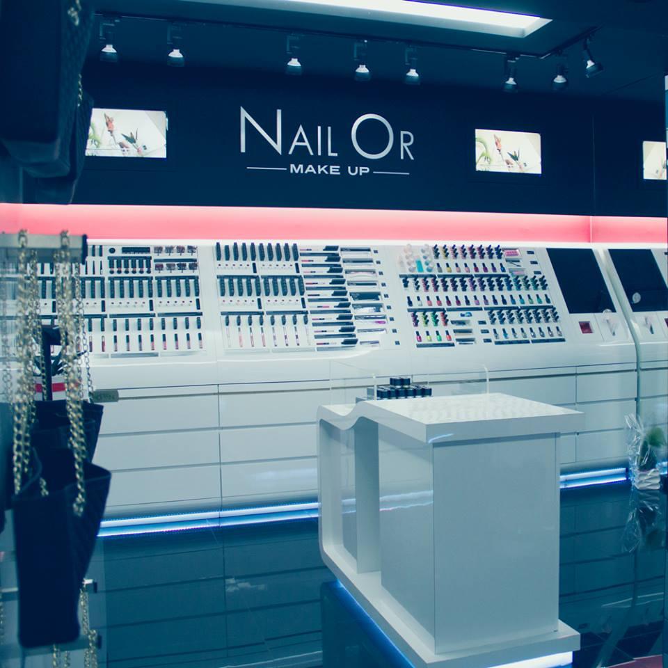 Nail or