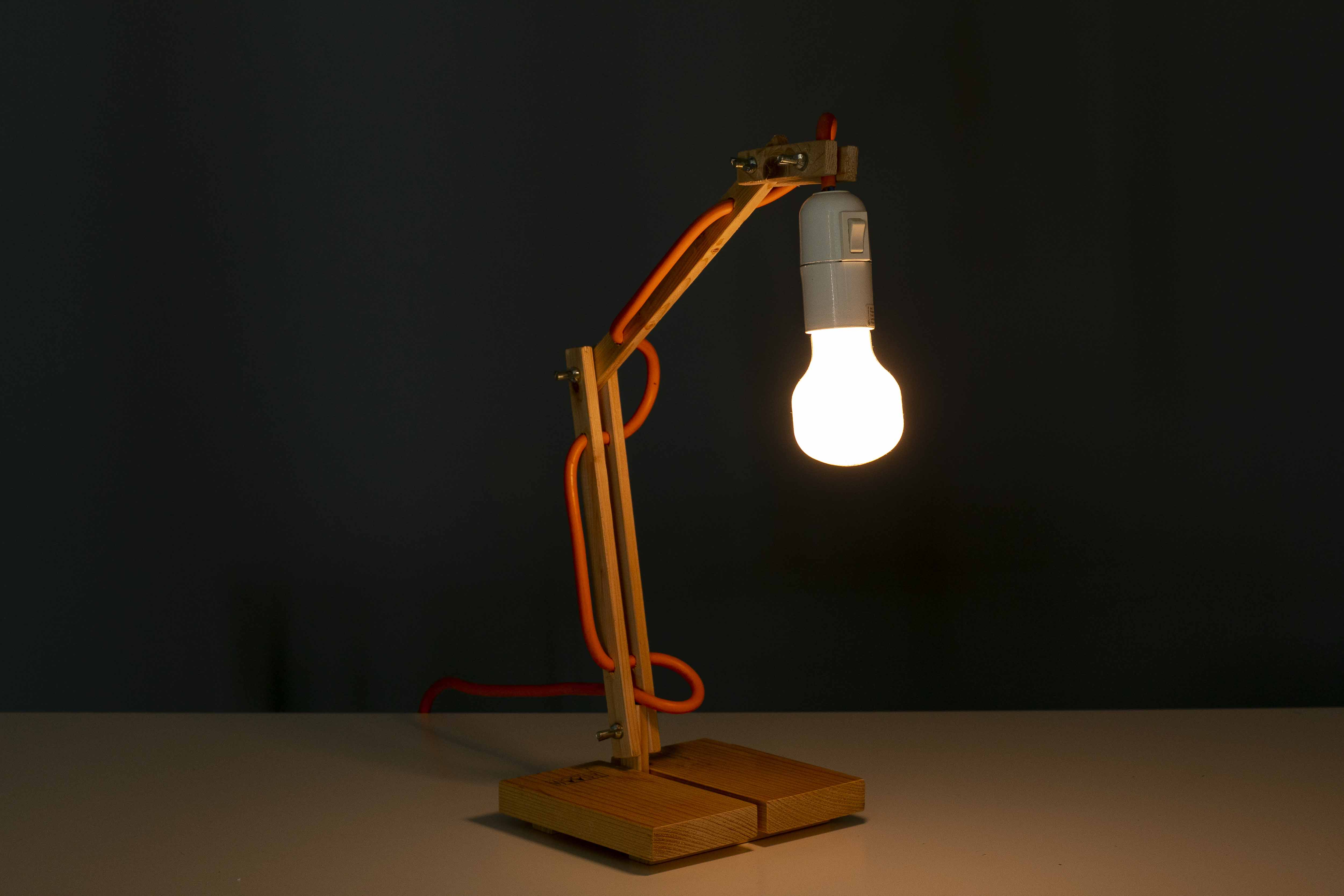 Woodiy | Linea lampade DIY